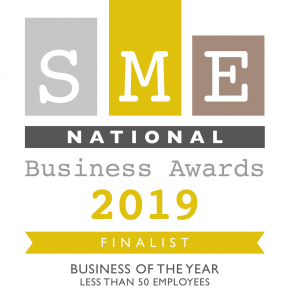 Finalist, Business of the Year, less than 50 employees