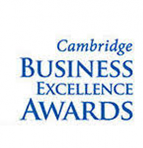 Cambridge Business Excellence Awards, 2013