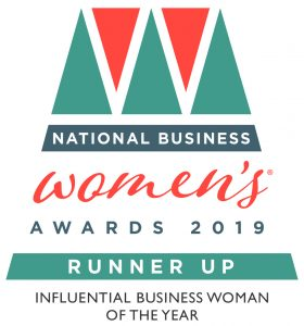 Influential Business Woman of the Year – Runner Up