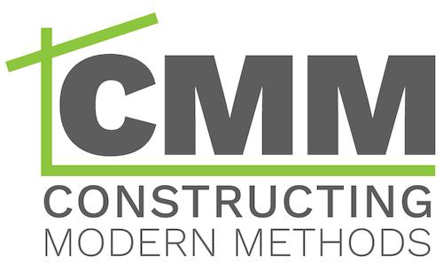 Constructing Modern Methods Logo